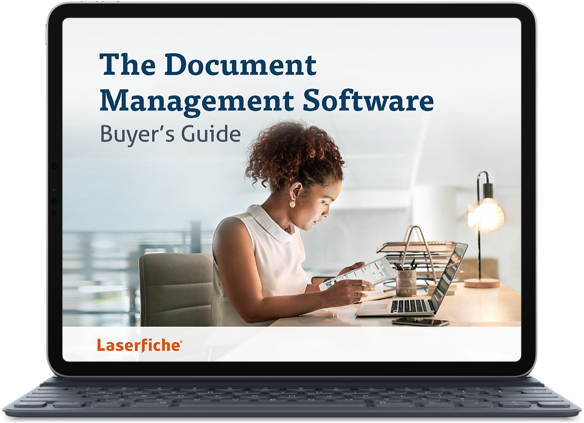LF Document Management Buyers Guide Mockup1