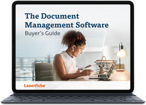 LF Document Manager Software Buyers Guide Mockup1